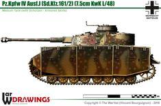 Pz.Kpfw IV Ausf.J mit Schürzen Panzer Iv, Military Equipment, Weapons Guns, German Army, Armored Vehicles, Military Art, World War Ii, Military Vehicles, Wwii