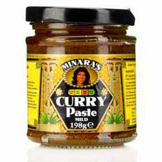 Curry Paste (Mild) - Minara