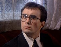 Dr. Herbert West (the amazing Jeffrey Combs) in ReAnimator