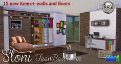 Sims 4 Bedroom downloads » Sims 4 Updates » Page 4 of 20