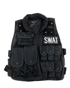 Diamond Tactical Urban Assault Police Modular Style Soft-Neck Tactical Vest by Diamond. $39.95. This is the newest modular SWAT vest out on the market, and it's a hot seller for a good reason -- it combines the tactical look of the SWAT-style vest with the comfort of a soft-neck vest, making it a well-balanced vest for airsoft field/indoor use.  Ruggedly built for dependability, reliability, and longevity, this new modular style tac-assault SWAT vest is one of the best on t...