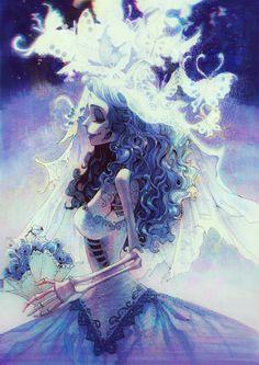 Corpse Bride by Diesel.2B