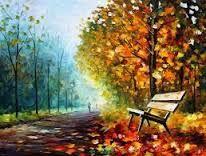 Αποτέλεσμα εικόνας για πίνακες ζωγραφικής φθινόπωρο