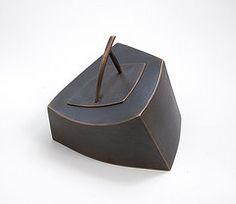 contoured container 4 (wendy walsh) Tags: bronze metalsmithing holloware