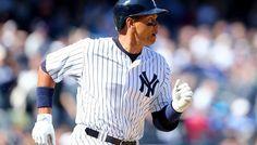 Alex Rodriguez's Loud Ovation Highlights New York Yankees' 2015 Opener