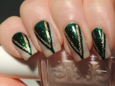 NailsIT: Oz the Great and Powerful - Evanora's Nails