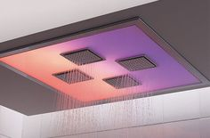 Kohler'in yeni duş sisteminde dokunmatik kontrollü hoparlörler ve ışıklandırmalar var - http://mucco.net/kohlerin-yeni-dus-sisteminde-dokunmatik-kontrollu-hoparlorler-ve-isiklandirmalar-var.html