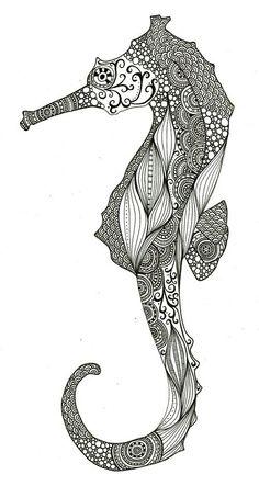 Seahorse....