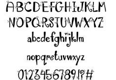 Austie Bost Happy Holly font by Austie Bost Fonts http://www.fontriver.com/font/austie_bost_happy_holly/ #fonts #font #typography #webdesign #design #christmas #xmas