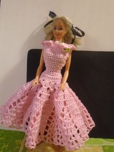 Lace Barbie dress