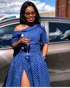 African Fashion Skirts, South African Fashion, African Fashion Designers, African Print Dresses, African Wear, African Dress, African Prints, South African Traditional Dresses, Traditional Wedding Dresses