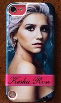 "My New ""Kesha Rose"" iPod Caseღ #Instagram #Celebrity #Kesha_Rose_Sebert"