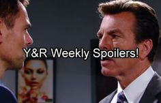 New The Young and The Restless (Y&R) spoilers for episodes the week of…