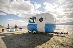imagen 4 de Happier Camper, caravanas retro para escapadas 'más felices'.