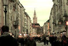 Freundinnenwochenende in München Salzburg, Street View, Environment