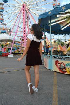 #moda #look #ootd #lookdodia #lookoftheday #velvet #velvetdress #dress #allstar #allstarbranco
