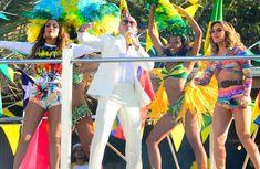 Pitbull, Jennifer Lopez e Claudia Leitte lançam música tema da Copa do Mundo 2014