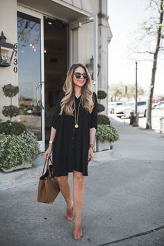 The Essential Black Dress