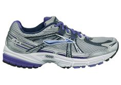 Brooks Running Shoes.  Now that I've worn them, I'll never go back!  Like heaven on my feet...