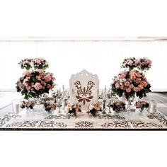 Sofreh Aghd Design by Bits and Blooms Inc. #bitsandblooms #sofrehaghd