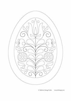 Hungarian Embroidery, Folk Embroidery, Hand Embroidery Designs, Indian Embroidery, Embroidery Stitches, Pattern Coloring Pages, Free Coloring Pages, Embroidery Flowers Pattern, Embroidery Techniques