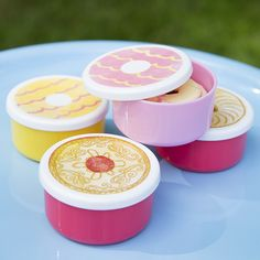 Biscuit Snack Tubs