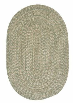 Colonial Mills Tremont TE29 Palm 2' x 10' Oval by Colonial Mills. $149.00. This round braided rug makes you just want to cozy up in front of the fire. The wool blend yarns create a textured softness and the natural color scheme coordinates with any decor.