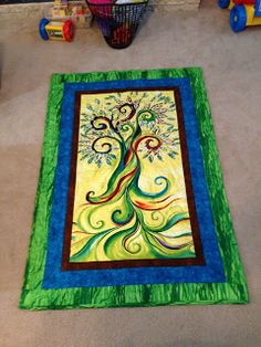 Fiddlesticks and Humility: Prayer Shawls and Comfort quilts