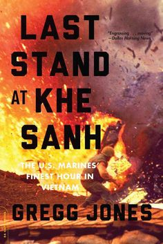 Last Stand at Khe Sanh is a vivid, fast-paced account of the dramatic 1968 confrontation, when 6,000 US Marines held off 30,000 North Vietnamese Army regulars at a remote mountain stronghold. Based on