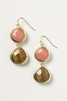 Moonlit Orb Drops #anthropologie
