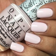 Let's Be Friends! from the Hello Kitty by OPI 2016 Collection | Nailpolishpursuit.com