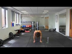 Naughty 15 Minute Fat Burning HIIT Workout  | The Body Coach - YouTube