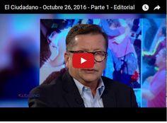 El Ciudadano presenta el balance de la Toma de Venezuela Luego de la histórica Toma de Venezuela que se dio este 26 de octubre El Ciudadano Leopoldo Castillo hace un editorial acerca de las múltiples... http://www.facebook.com/pages/p/584631925064466