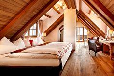 Prinzessin Soraya Suite - Hotel Schloss Mittersill