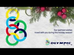 Holiday Wishes from Olympic Air!