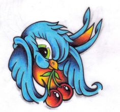 Image detail for -Swallow Tattoos