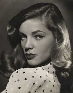 Lauren Bacall - 1940s