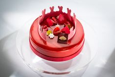 Chinese V-Day Cake by Frank Haasnoot