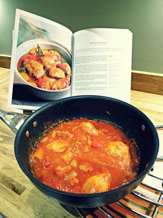 23rd January 2013 | Paprika Chicken from the Hairy Dieter's … | Flickr