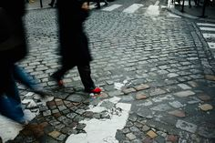 Cobblestones have lined Paris's streets since the 12th century. When the city began selling used ones, an entrepreneur saw a chance to make unique souvenirs.