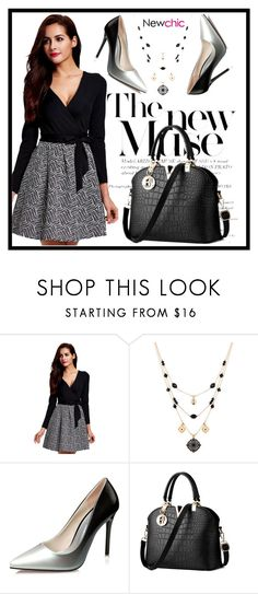 """Newchic21"" by merisa-imsirovic ❤ liked on Polyvore"