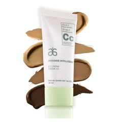 Intelligence is Bliss. Introducing Arbonne Intelligence CC Cream. Our new Complexion Control Cream is one of THE FIRST 10-in-1 CC Creams to market that combines the best of both beauty and skincare. Available in 4 shades that allow for 10 customizable options. CC the difference for yourself.