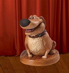 *DUG FIGURINE ~ Walt Disney Classic Collection, Proud Pooch -