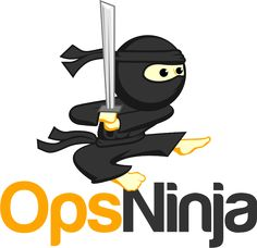 Help Ops Ninja with a new logo by BennyT