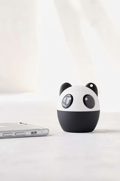 Wireless Panda Speaker | Urban Outfitters - $28 // tiny speaker, 3 to 4 hours play (meh)