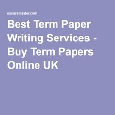buy online papers term