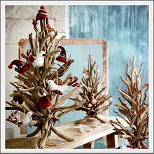 Driftwood Christmas Tree | Beach Christmas Style
