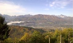 Garfagnana view from the house