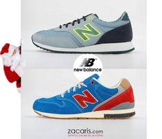 Estas Navidades no te pueden faltar unas zapatillas New Balance #regalos #melaspido  Nuevas incorporaciones  https://www.zacaris.com/new-balance.htm