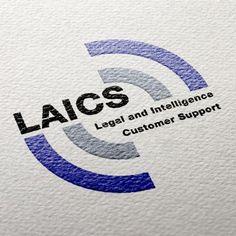 Logo dla Firmy LAICS - sprzedaż sprzętu dedykowanego służbom mundurowym oraz pozostałym odbiorcom rządowym z róznych dziedzin gospodarki.